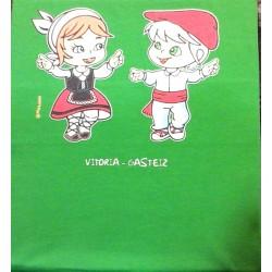 Camiseta Dantzaris