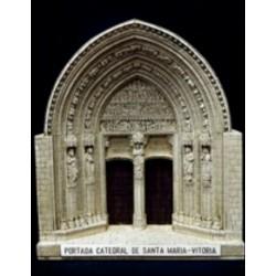 PÓRTICO de la Catedral de Santa María