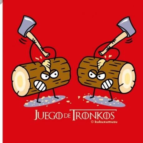Camiseta JUEGO DE TRONKOS