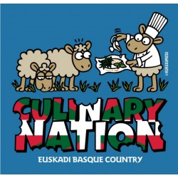Camiseta CULINARY NATION