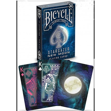 BARAJA BICYCLE STARGAZER MOON