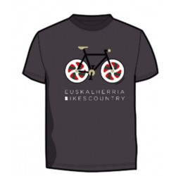 CAMISETA BIKES COUNTRY
